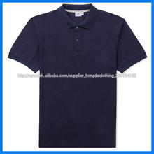 Polo personalizado de China fabricante OEM hombres camisa polo t-shirt
