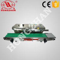 Hongzhan Hot sale CBS-900/980/1100 newly designed continuous heat sealing machine