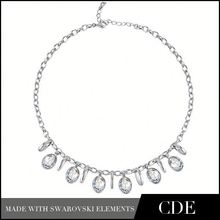 Wholesale Alibaba Vogue Jewelry Wedding Necklace