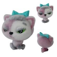 custom novelty little kittens made in china, OEM velour kitten