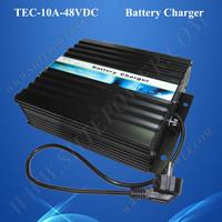 48V Auto Battery Charger 10A AC 220V 230V 240V DC 48V Smart Battery Charger