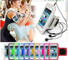 """High Quality Gym Sport Armband Case For iphone 6 4.7""""/iphone 6 plus 5.5"""