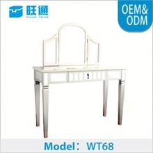 2015 HOT SALES Factory outlet Factory OEM solid wood dress table