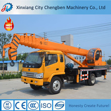 Cheap Crane Machines 10 ton Telescopic Mobile Crane Manufacturers
