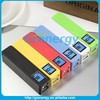 LCD Display Power Bank/USB Travel Charger, Rechargeable Power Bank