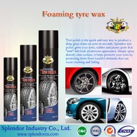 Tyre care/ car tyre care product/ Non-foaming tyre wax