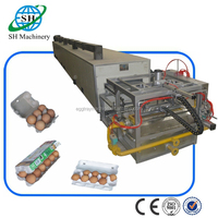 best quality agriculture package electronic machine recycled forming equipment China supplier