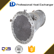 ASME&GB standard Stainless Steel Shell and Tube Heat Exchanger