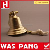 Best wholesale 4inch to 12inch brass made Temple bell,offer door to door price