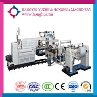 high speed full automatic PE. PVC cast pe film extrusion laminating machine TPU hot melt film extruding machine manufacture