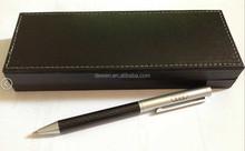 2015 HOT SALE--Senior metal carbon fiber pen for audi ,gift ideas for new car