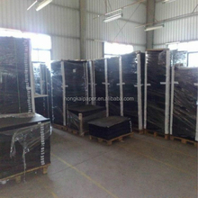 paper mill directly sales black card paper for direct sale