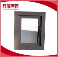 Aluminum Powder Coated casement door and window