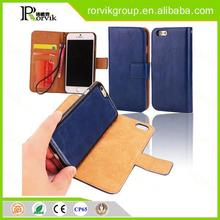 Funky leather mobile phone case wholesale for iPhone 6 4.7 inch