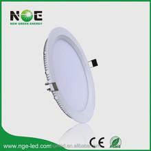 Ultra thin CE RoHS CRI>80 8 Inch 18w led downlight natural white 4000k