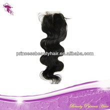 High Quality Virgin Mongolian Lace Closure Loose Wave Hair Lace Closure