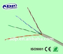 24awg utp cat 5 cable 4pair