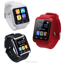 Fashion Phone Mate U80 Bluetooth Smart Wrist Watch