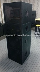 SPE Audio, Coaxial speaker + Subwoofer, Powerful portable dynacord cobra system