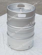 US 1/2 bbl stainless steel beer keg, beer barrel