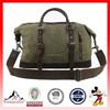 Fashion Military Canvas Men Travel Bag Tote Luggage Bag Duffle Gym Bag