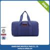Fashion canvas sport bag for duffel barrel bag