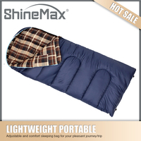 Luxury Padded Slumber Sleeping Bag