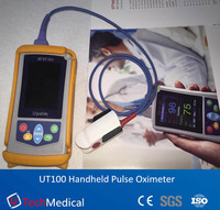 Software Handheld Pulse Oximeter UT100 with CE Approvel