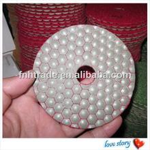 Diamond Dry Granite Marble Polishing Pad ,Sang Dry diamond polishing pad for grainte and marble