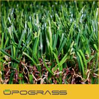 50mm height artificial grass for garden, natural looking