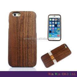 Mobile phone wooden cases case for iphone 6