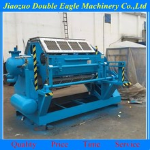 Egg Tray Making Production Line/Waste paper pulp egg tray machine