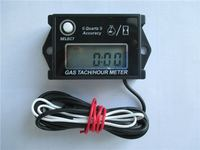 Digital inductive waterproof RPM Meter Hour Meter Tachometer for MX motocross Snowmobile ATV Generators marine Motorcycle