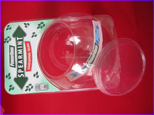 Plastic indian sweet gift packaging boxes