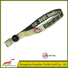 Hot sale enterprises/company party wristband