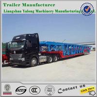 Car Carrier transportation semi trailer,with fuwa trailer part