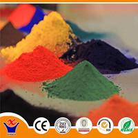 Colorful polyurethane powder coating, food grade epoxy paint