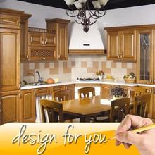 2015 OEM American Wooden Kitchen Cabinet