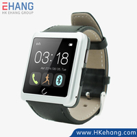 2015 Hot trending products Uwatch U10l smart watch bluetooth watch for iPhone for iOS for android smart Phone