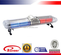 12v-24v red blue police lights, led bulb, pc cover, low cost