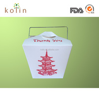 custom printed paper noodle box