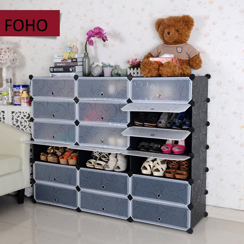 Delicieux Plastic Cube Storage Cabinet,storage Box,plastics Box,shoe Rack,easy To  Install,home Organier