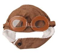 Kid Soft Warmer Winter Hat / Plush Warmer Earflap Beanie/Plush Pilot Aviator Cap