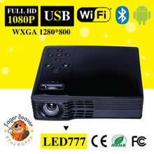 Dlp projectors android 4.2.2 projectors pico beamer mini projector with wifi function