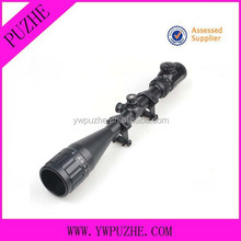 Warrior Tactical Optical 6-24x50 Hunting Rifle Scope