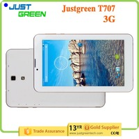 Cheapest 512MB 4 GB 7 inch Tablet PC T707 MTK6572 Dual Core cpu up to1.3GHz 7 inch