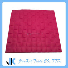 Customized Cheap Square Silicone Trivet From Guangdong of China