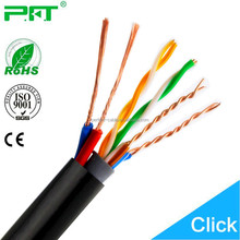 UTP CAT5E+ RVV Cable new products technology network high definition cable