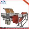 Auto feeding1600*1000mm 100W co2 laser fabric cutter