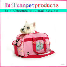 European style good quality dog Trolley bag pet travel carrier bag